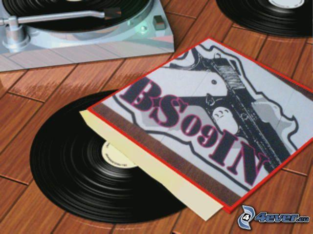 LP-skiva, BS 09 IN