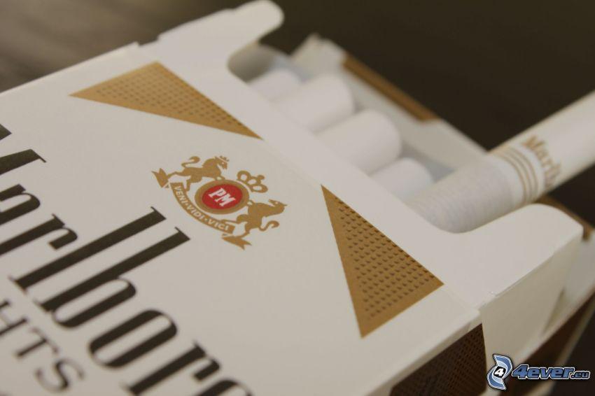 Marlboro, cigaretter