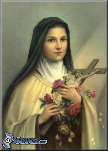 Sankt Teresa, kristendom