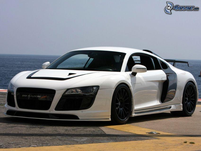 Audi R8 GTR, hav