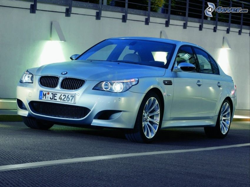 BMW M5, bil