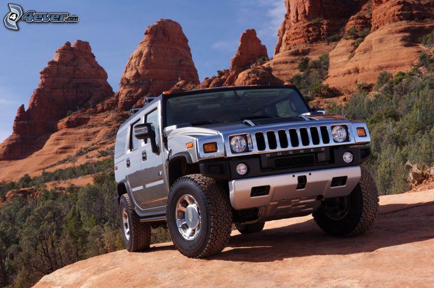 Hummer H2, Grand Canyon