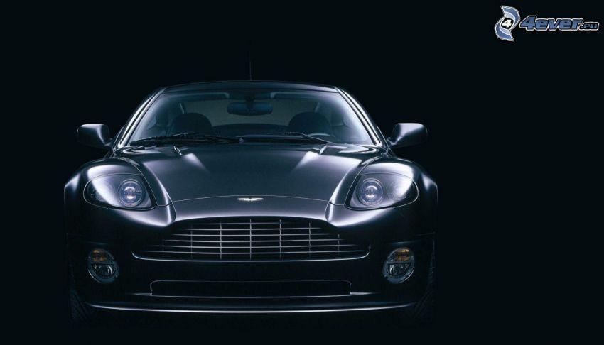 Aston Martin Vanquish, frontgaller