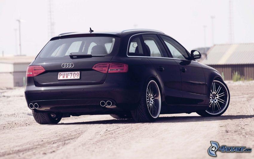 Audi A4, combi