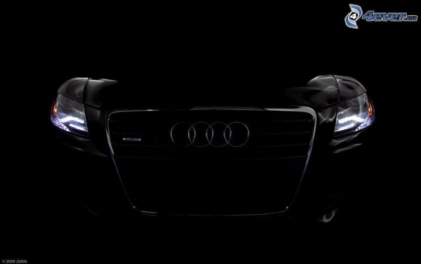 Audi A4, frontgaller