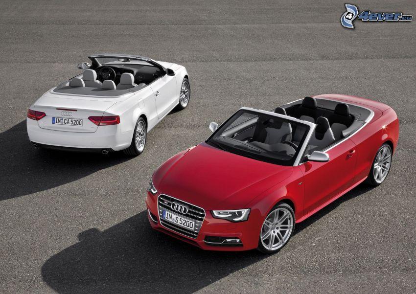Audi S5, cabriolet
