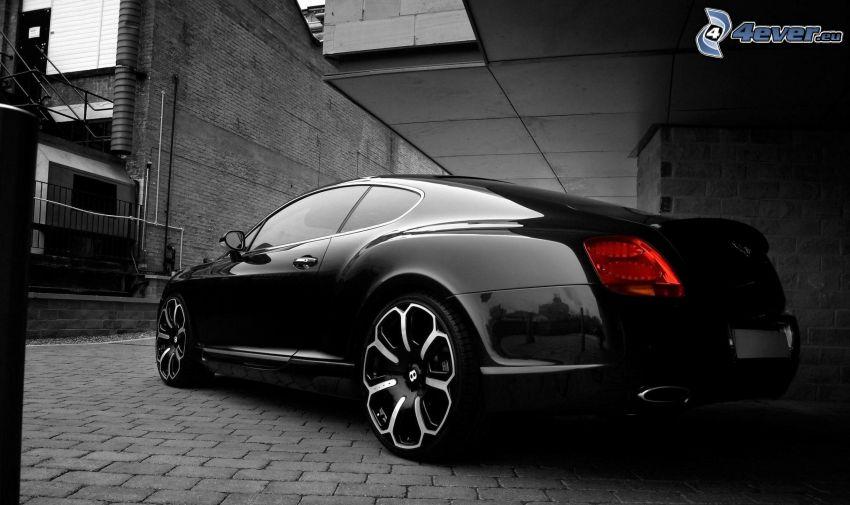 Bentley, beläggning