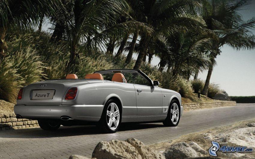 Bentley Azure, cabriolet, palmer