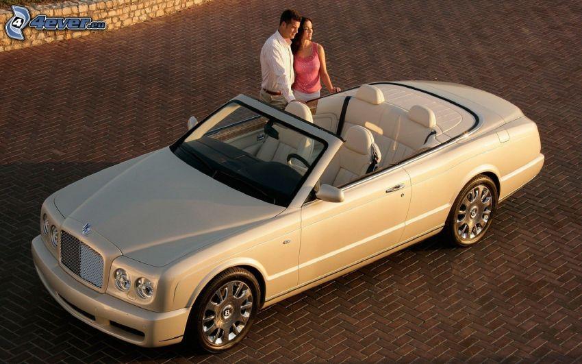 Bentley Azure, cabriolet, par, beläggning