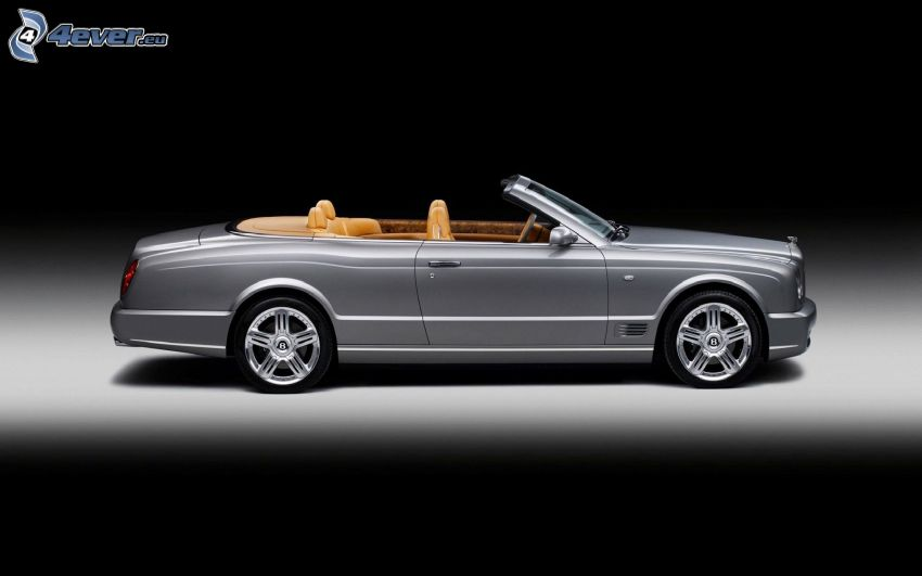 Bentley Azure, cabriolet