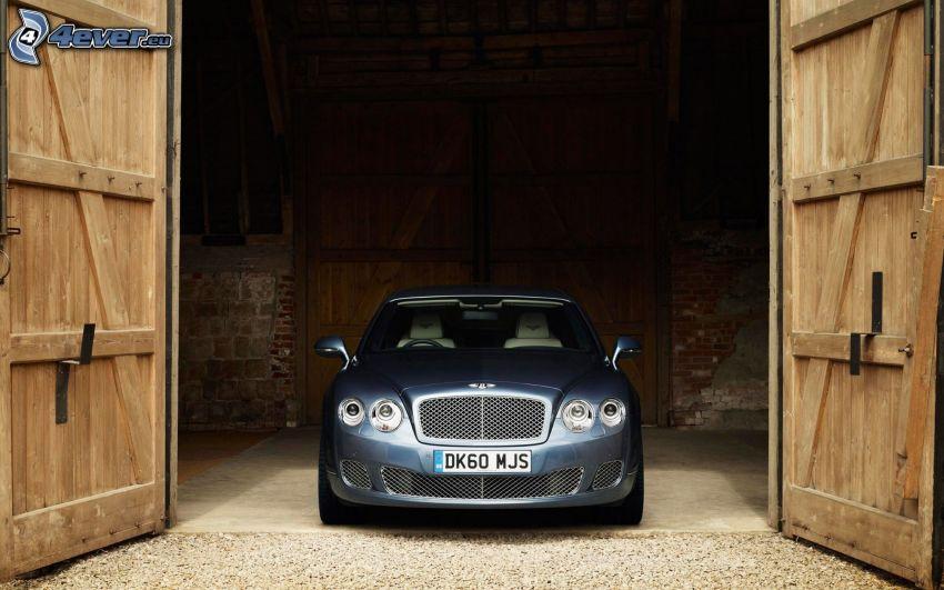 Bentley Continental, garage