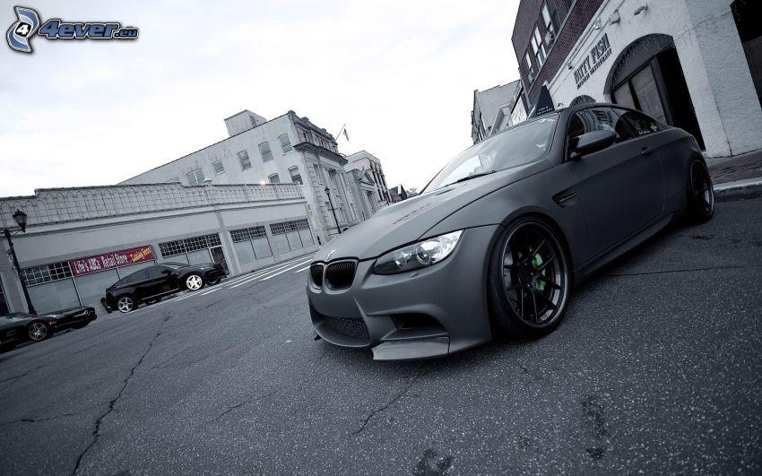 BMW, byggnader