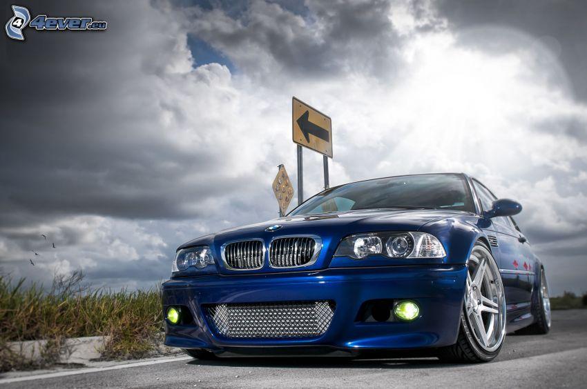 BMW, frontgaller