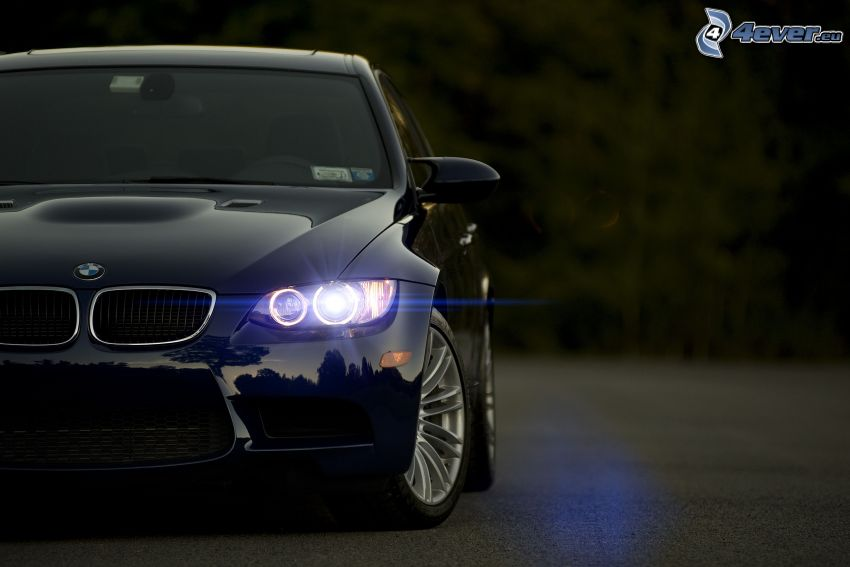 BMW 3, frontgaller