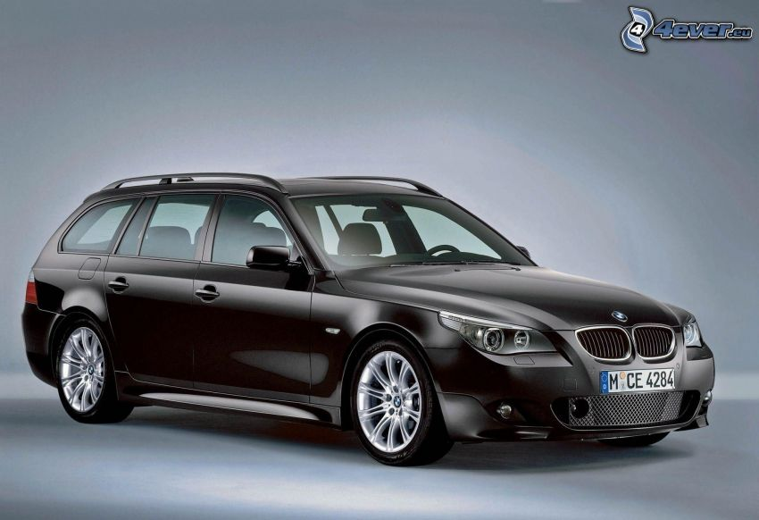 BMW 5, combi