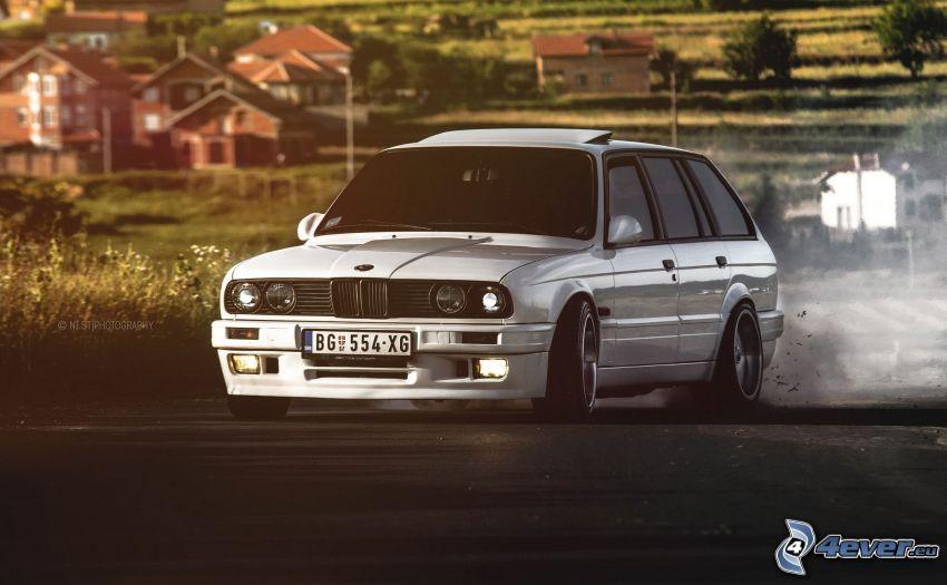 BMW E30, combi