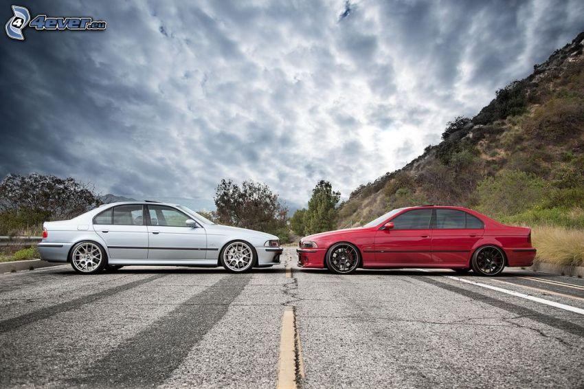 BMW E39, väg