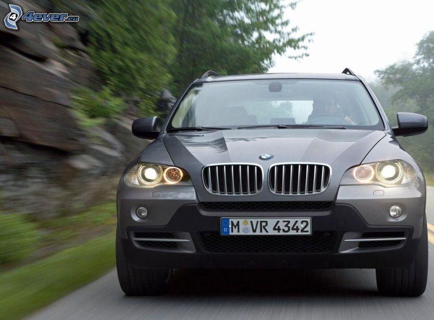 BMW X5, fart