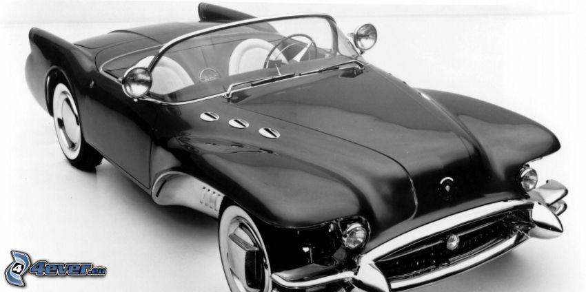 Buick Wildcat, veteran, cabriolet