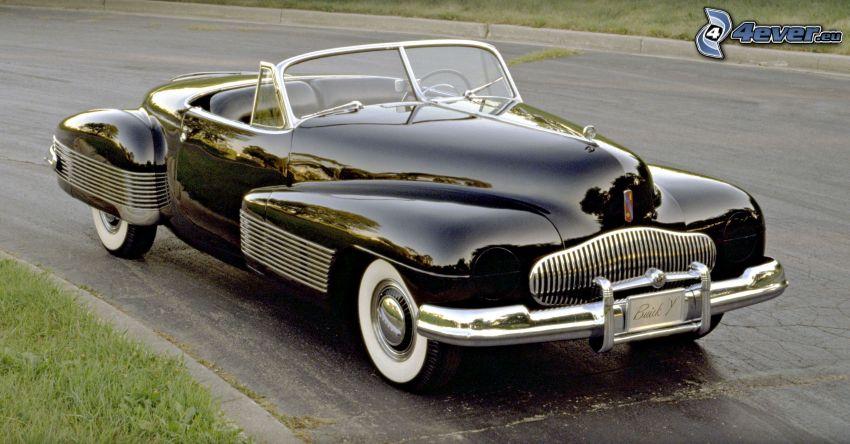 Buick Y-Job, cabriolet, veteran
