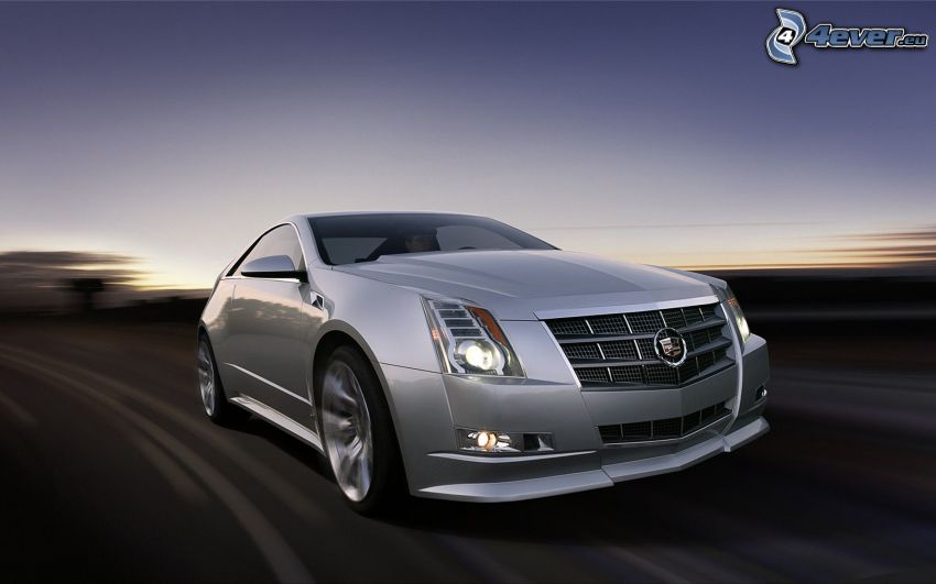 Cadillac CTS, fart