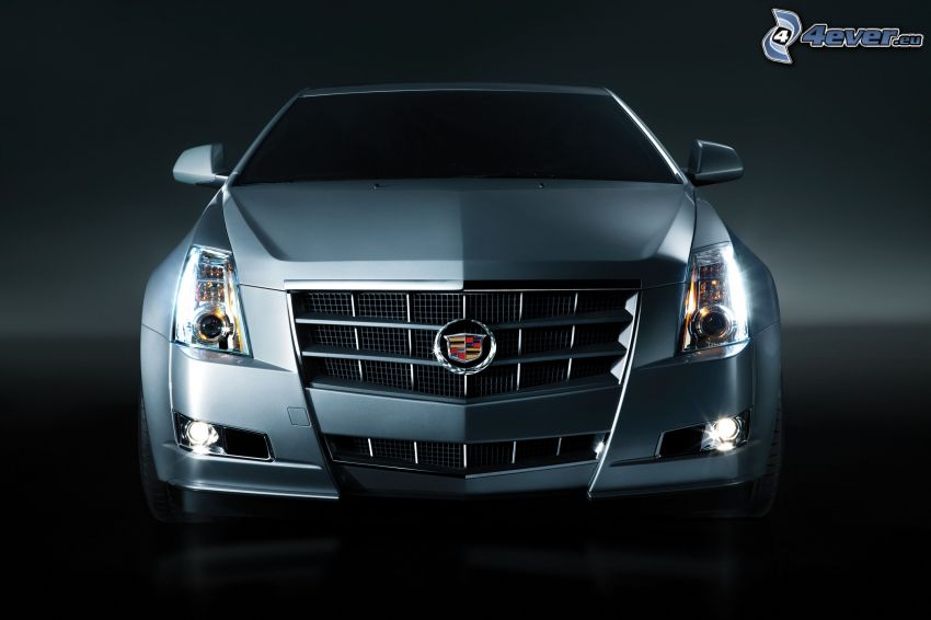 Cadillac CTS, frontgaller