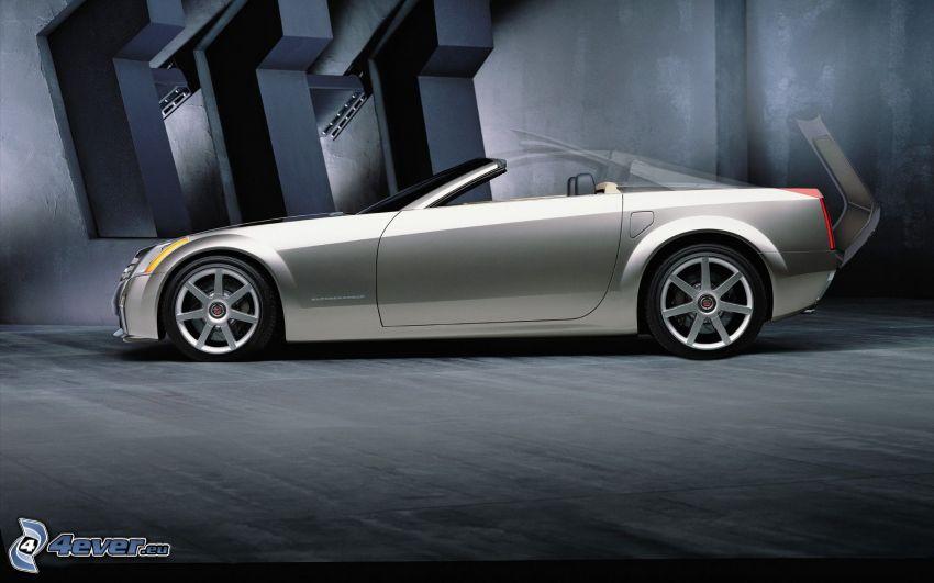 Cadillac Evoq, cabriolet