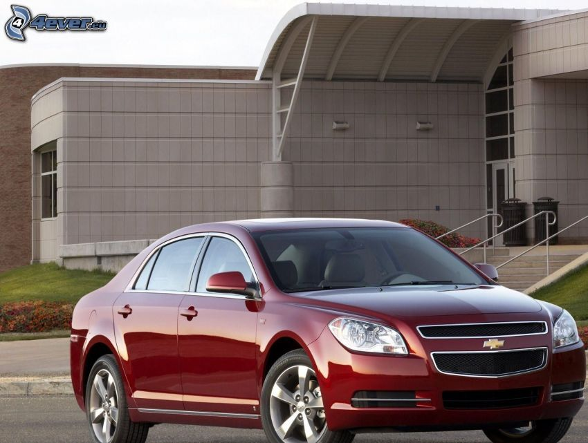 Chevrolet, byggnad