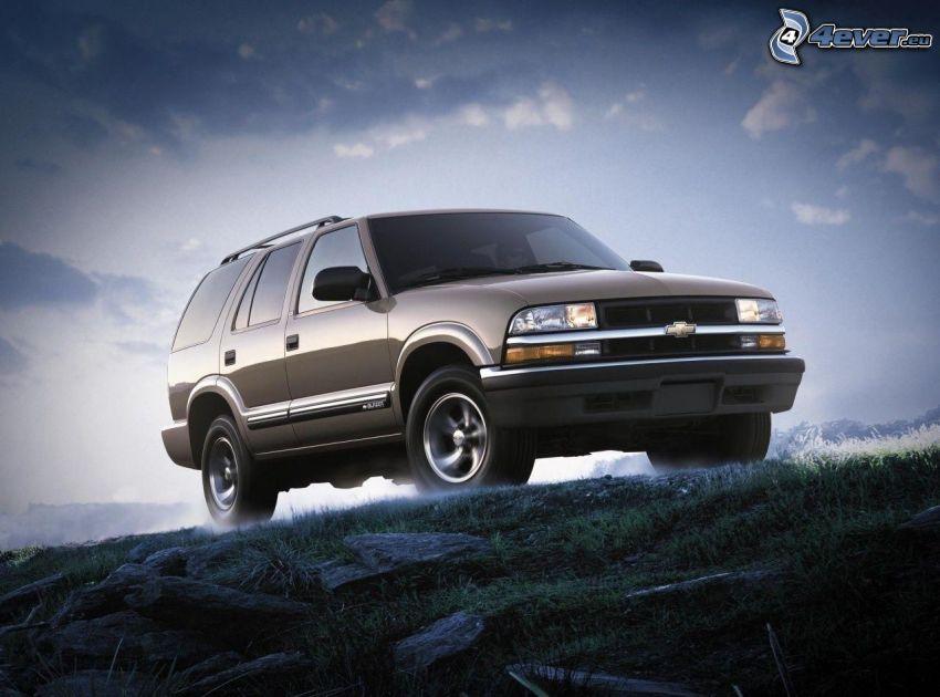 Chevrolet, SUV