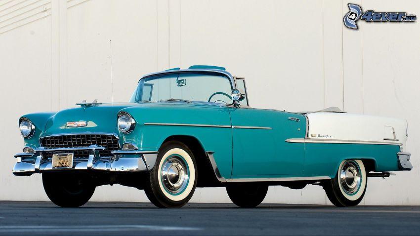 Chevrolet, veteran, cabriolet
