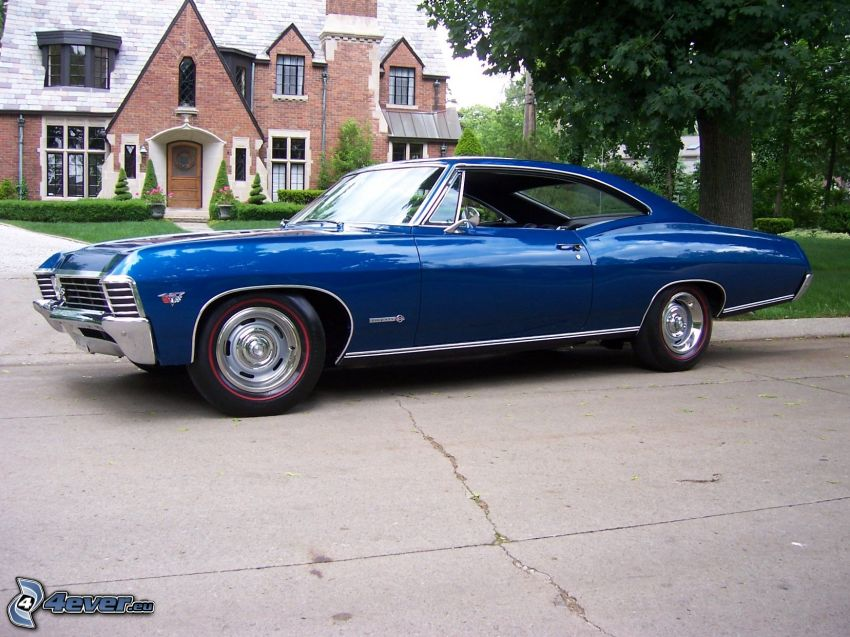 Chevrolet Impala, veteran