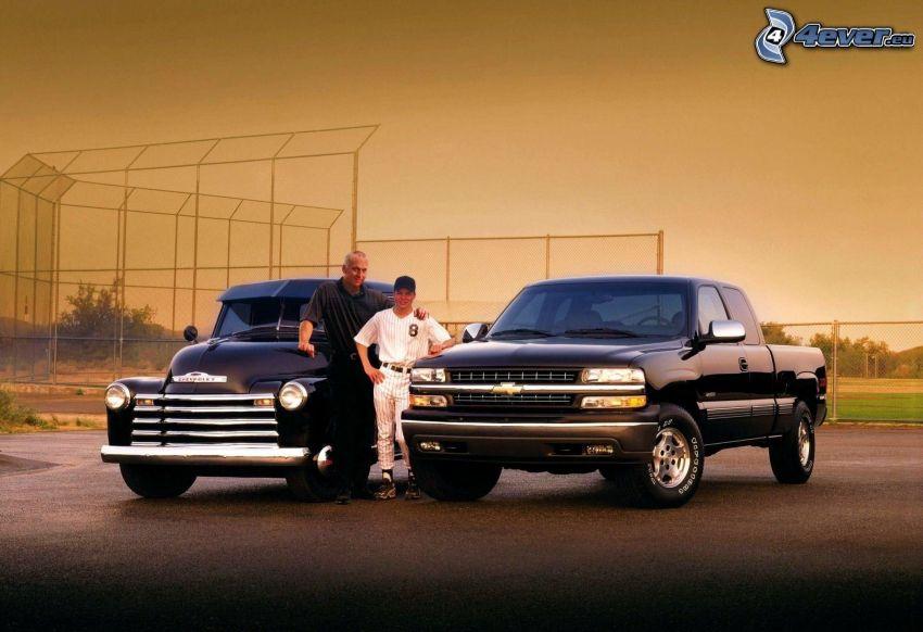 Chevrolet Silverado, veteran, Chevrolet