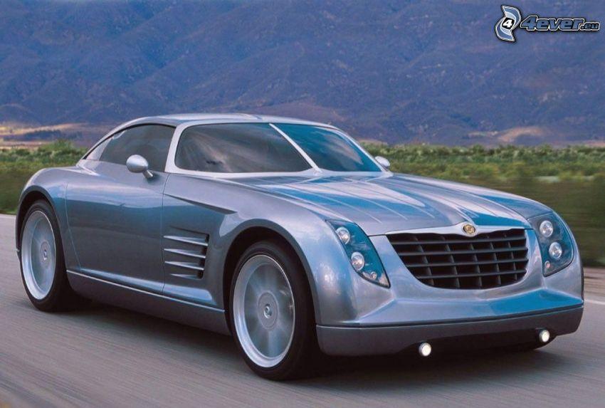 Chrysler, fart