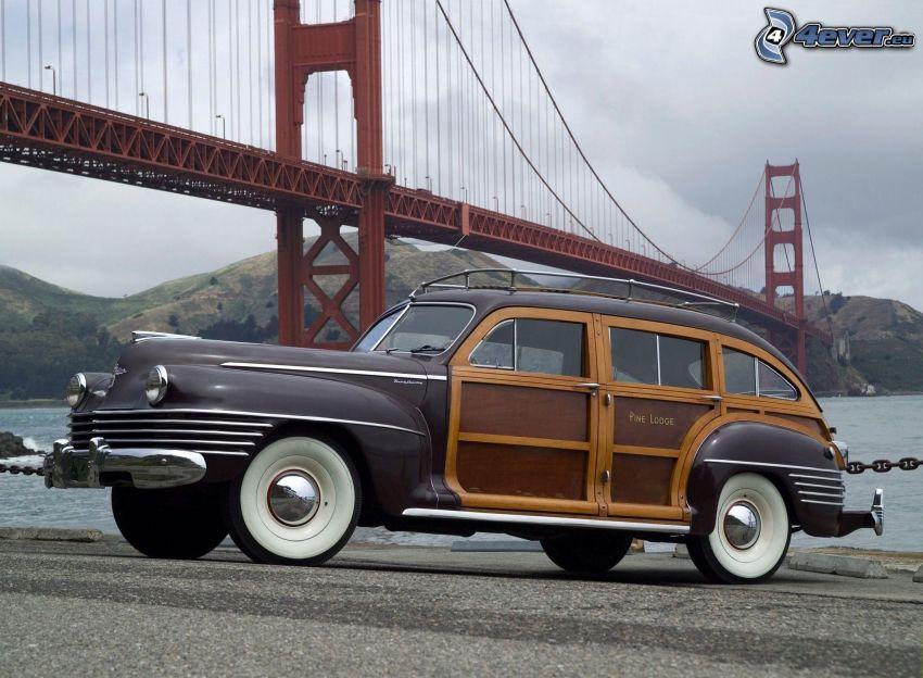 Chrysler, veteran, Golden Gate