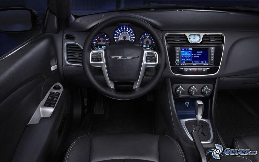 Chrysler 200, ratt