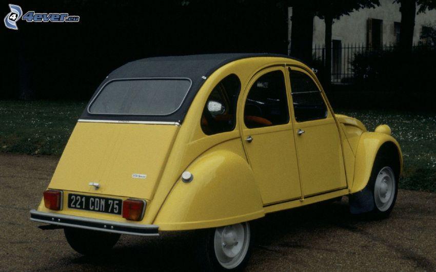 Citroën, veteran