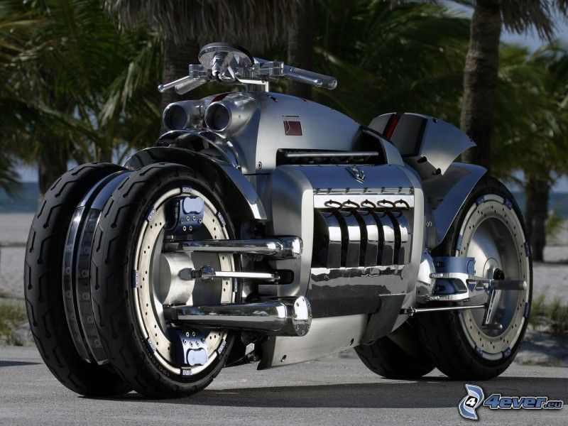 Dodge Tomahawk, motorcykel