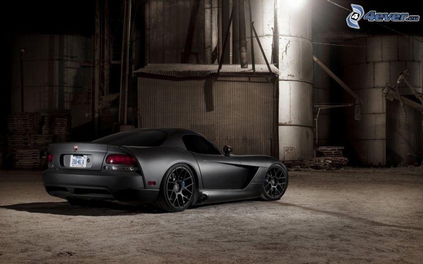 Dodge Viper, garage