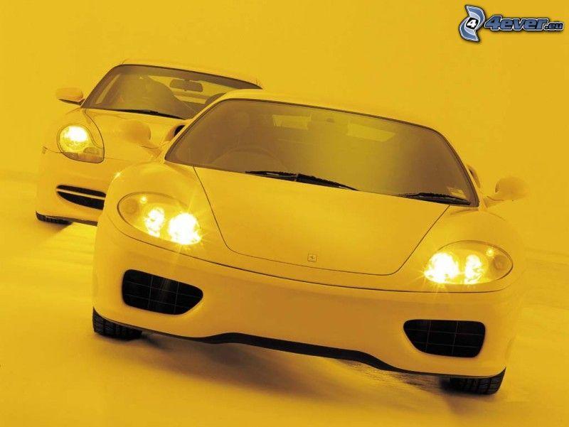 Ferrari F430 Scuderia, Porsche 996 turbo