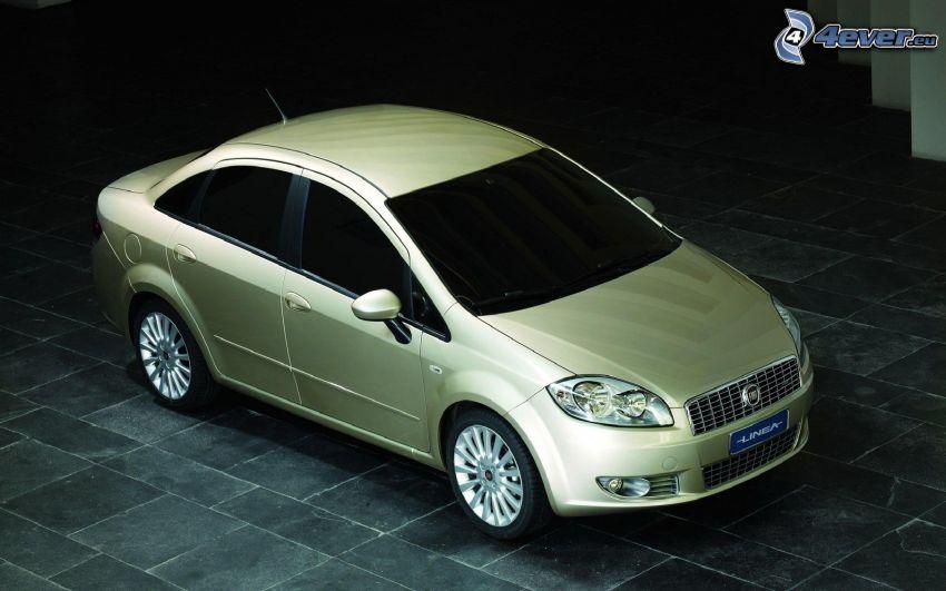 Fiat Linea, beläggning