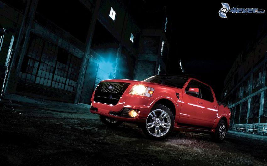 Ford Explorer, natt