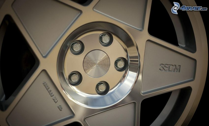 hjul, disk