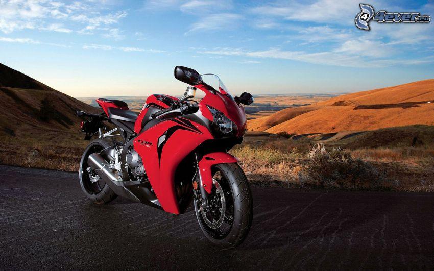 Honda CBR 1000, motorcykel