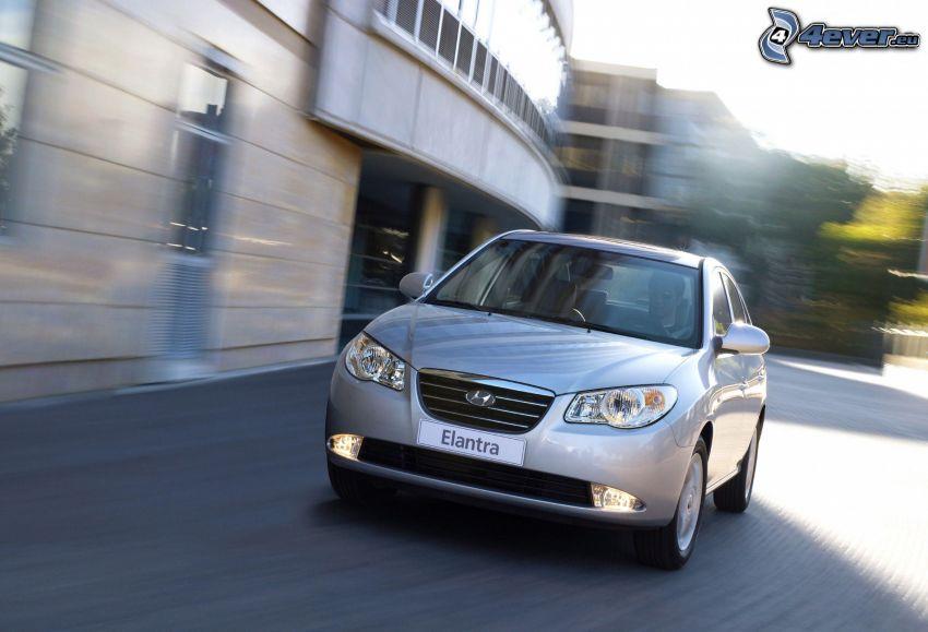 Hyundai Elantra, fart