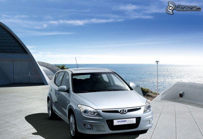 Hyundai i30, beläggning, hav