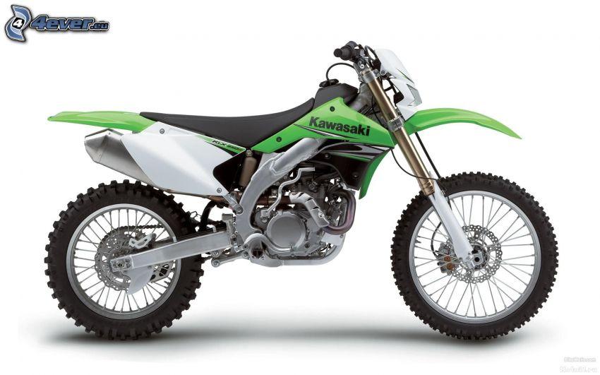 Kawasaki KLX 450R, motorcykel