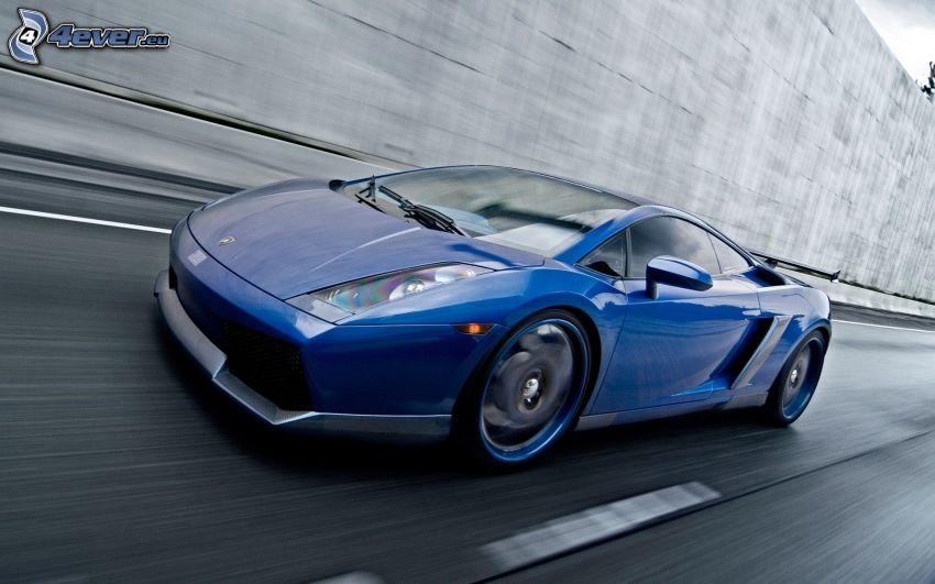 Lamborghini Gallardo, fart
