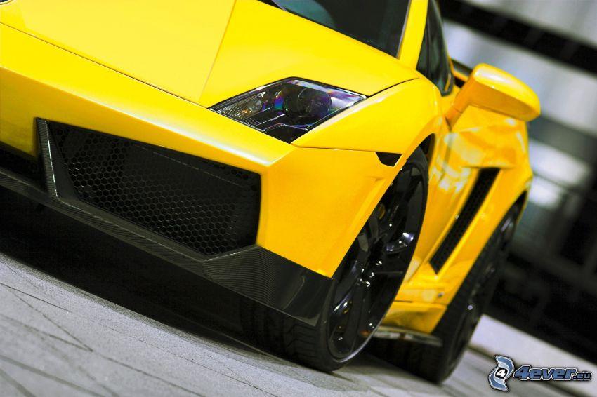 Lamborghini Gallardo, frontgaller