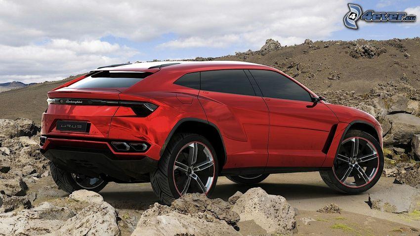 Lamborghini Urus, klippor
