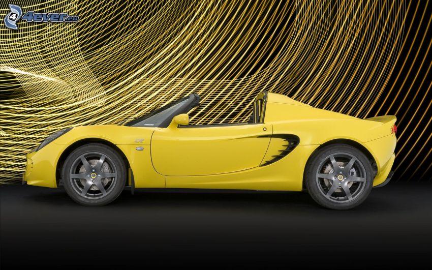 Lotus Elise, cabriolet